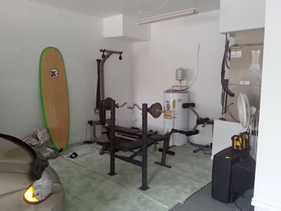 Sober Workout Area Daytona Beach Florida